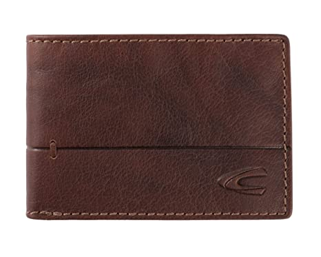 camel active Jakarta Monedero, 10 cm, Marrón (Braun): Amazon ...