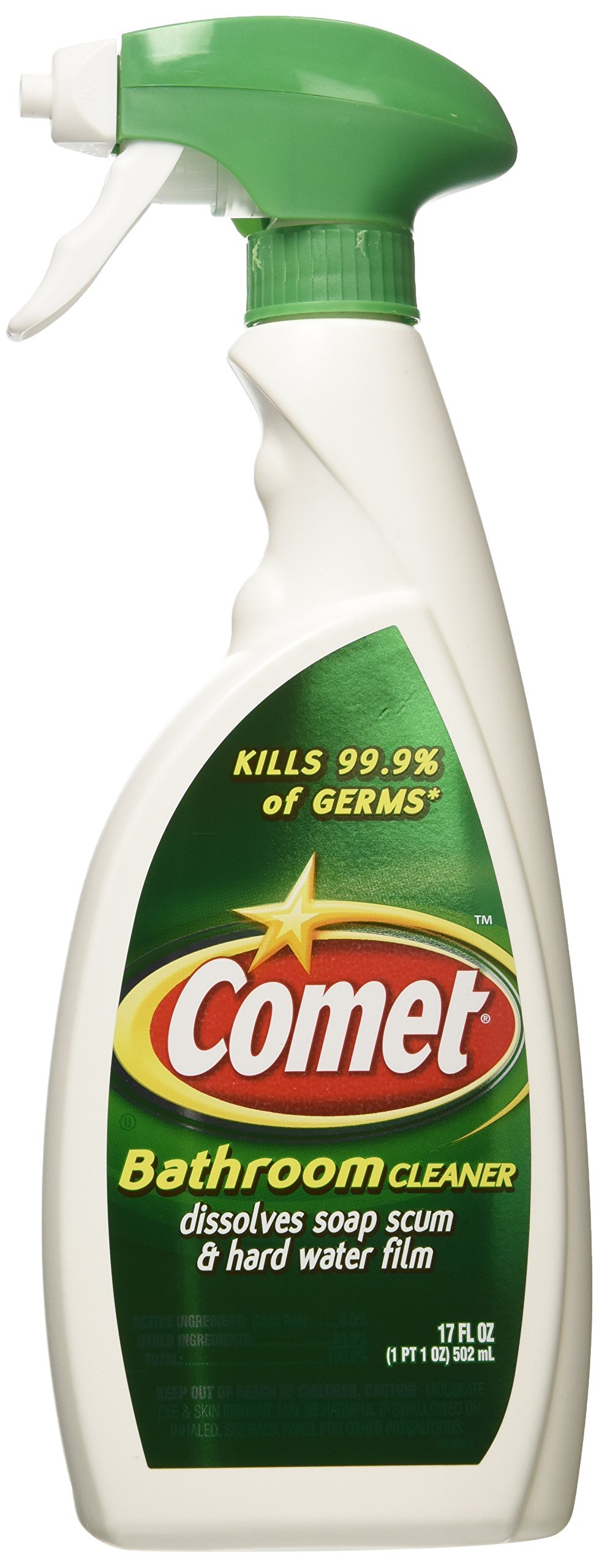 Comet Bathroom Cleaner 17oz by Comet (Image #1)