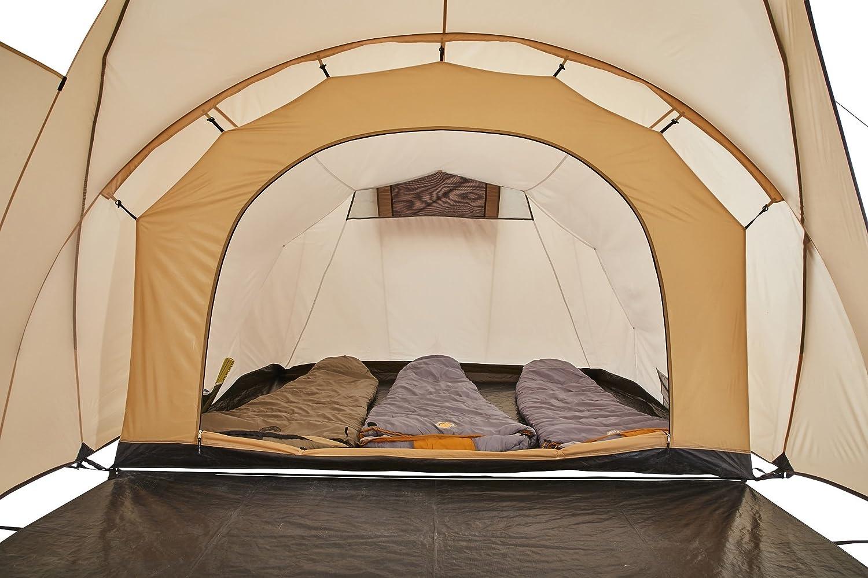 Amazon - Grand Canyon Fraser 3 Kuppel-/ Igluzelt (3 Personen, beige, 9,4kg) für 64,95€ inkl. Versand