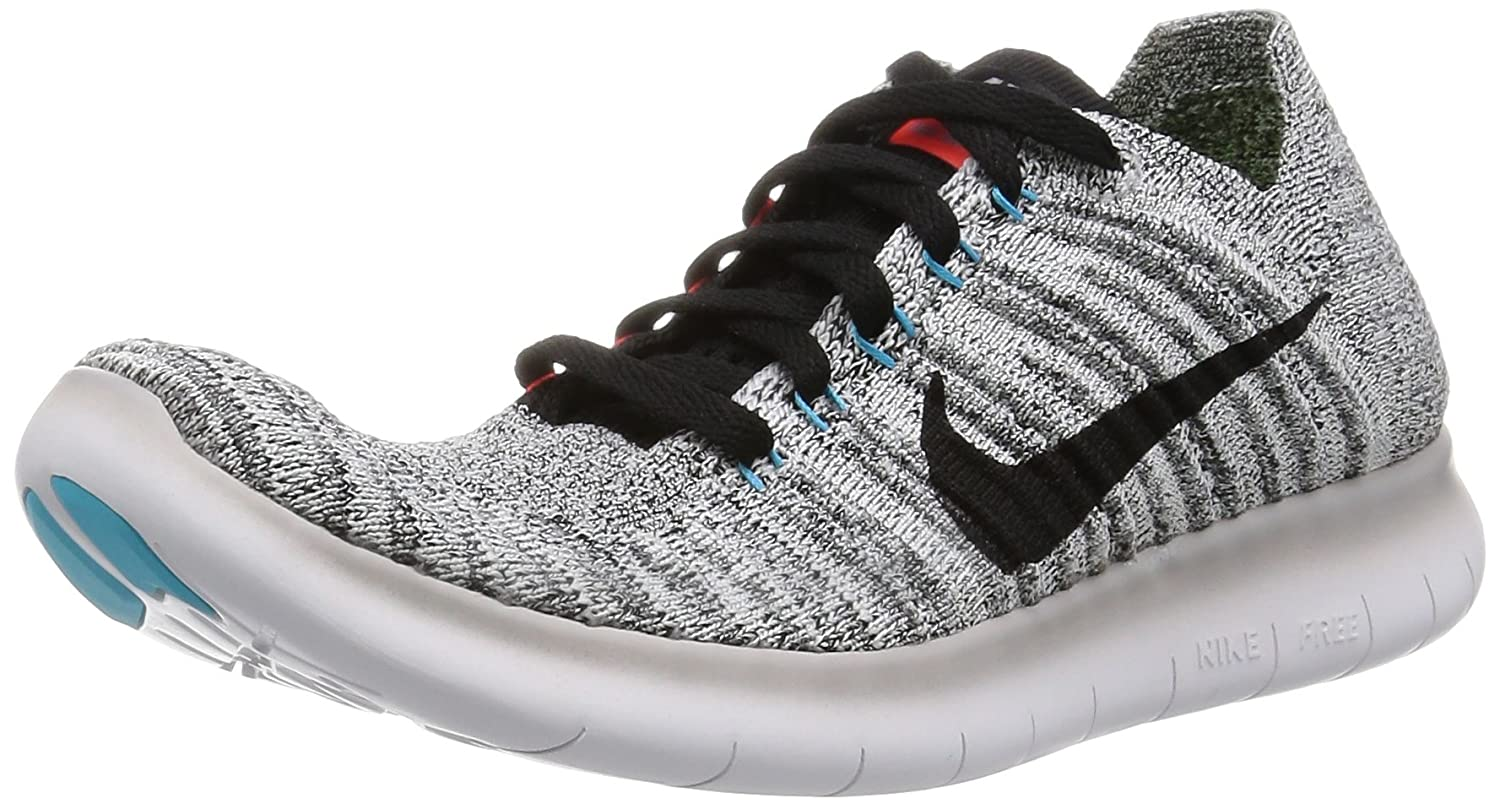 ad18d76baae70 ... discount code for amazon nike womens wmns free rn flyknit wolf grey  black total crimson gamma