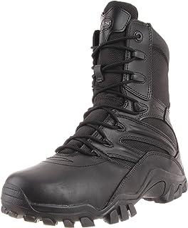 "Amazon.com: Men's Altama® 10"" Black Combat Vulcanized Boots: Shoes"