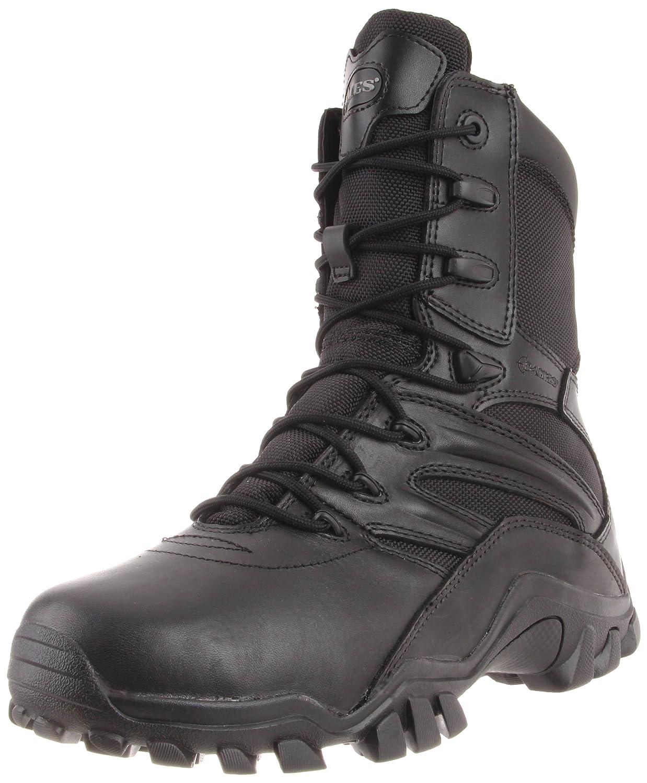 4e0056a674e Bates Men's Delta Side-Zip 8 Inch Uniform Boot