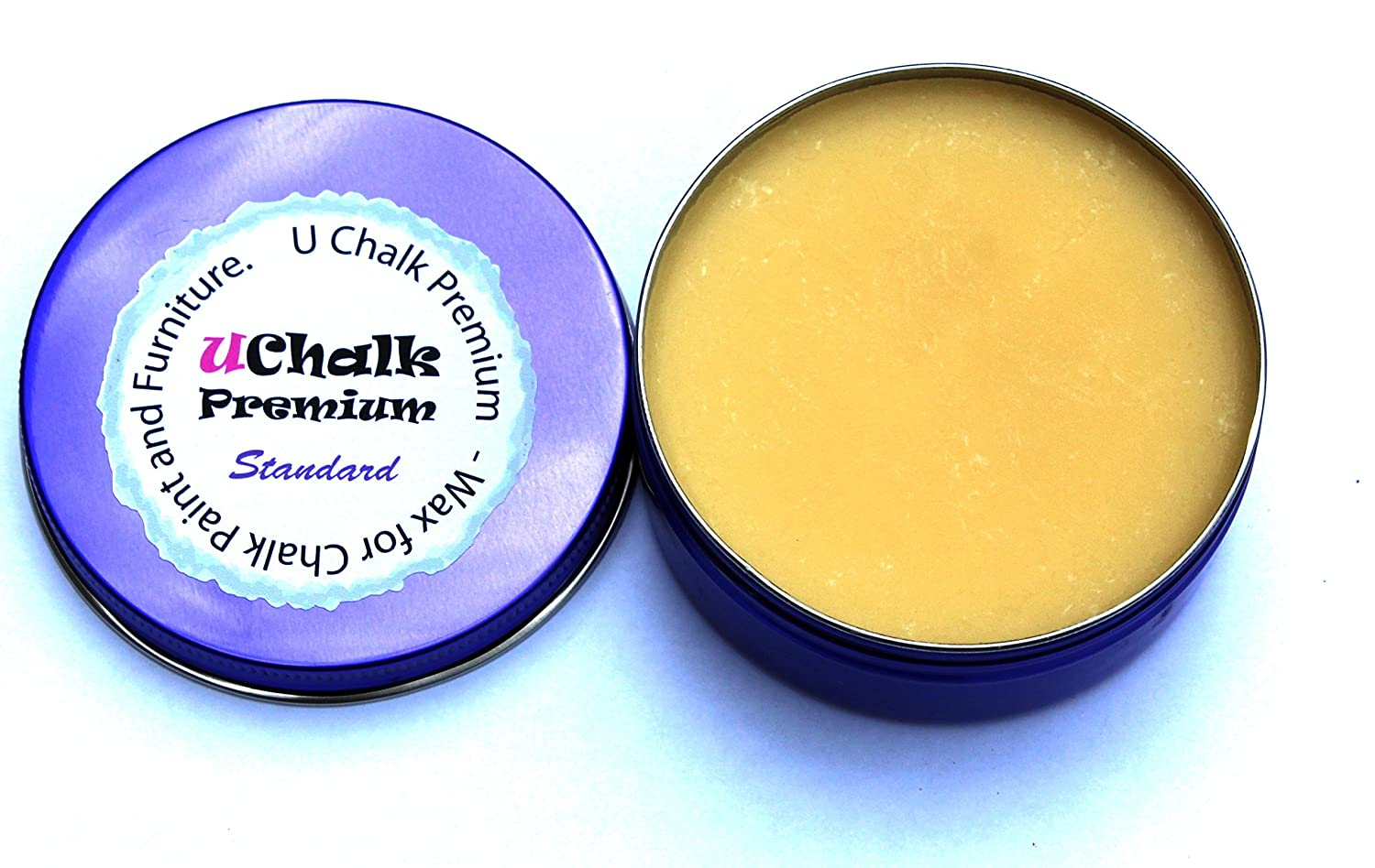 Chalk Paint Wax and Furniture Wax - Standard - 150ml UChalk