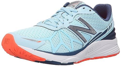 New Balance Wpacebp - Zapatillas de Running Mujer, Azul - Bleu (Blue/White/586), 40 1/2: Amazon.es: Zapatos y complementos