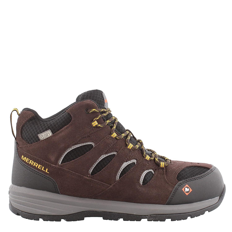 c89a80d6 Merrell Work Men's Windoc Mid Waterproof Steel Toe