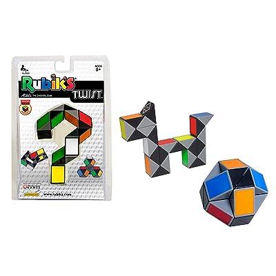 Winning Moves Games Rubik's Twist: Toys & Games