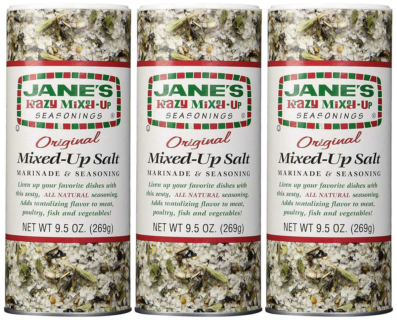 Jane's Krazy Mixed-Up Salt, 25-lb. bulk box
