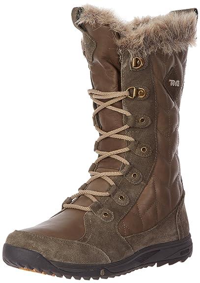 TevaLenawee Leather WP-W - Lenawee, Leder, WP, w Damen, Braun ... 72a1ff514b