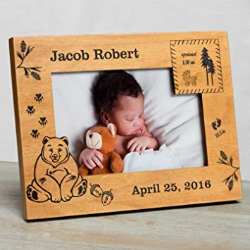Amazon personalized baby picture frame baby boy picture personalized baby picture frame baby boy picture frame new baby boy frame baby negle Choice Image
