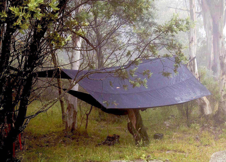 amazon com hammock bliss extra large rain fly waterproof tent