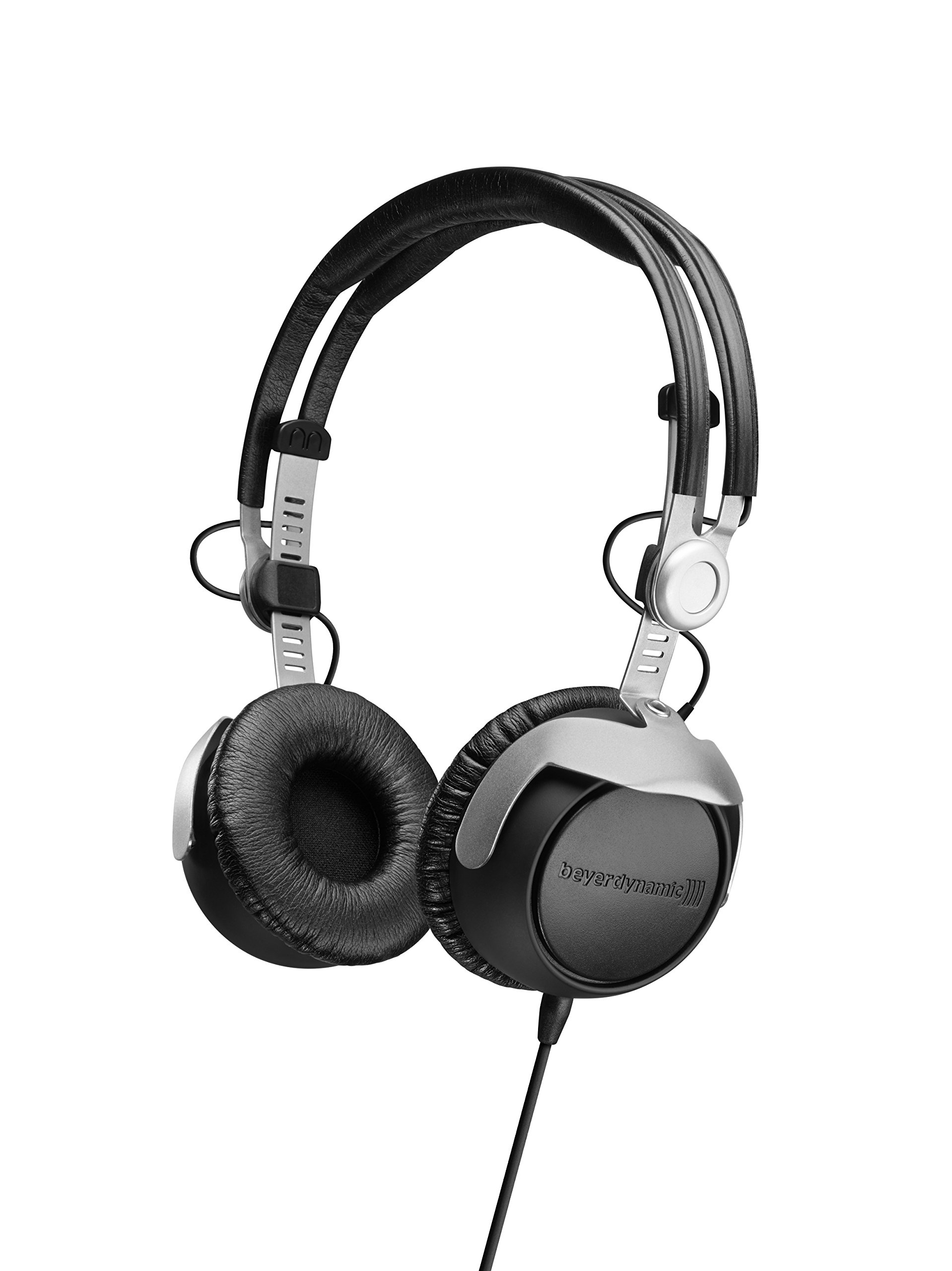 Beyerdynamic DT-1350-80 Closed Supraaural Headphone for Control and Monitoring Applications, Musicians, and DJ's, 80 Ohms