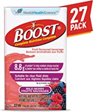 Boost Fruit Flavoured Drink Wild Berry, 237ml 27 count