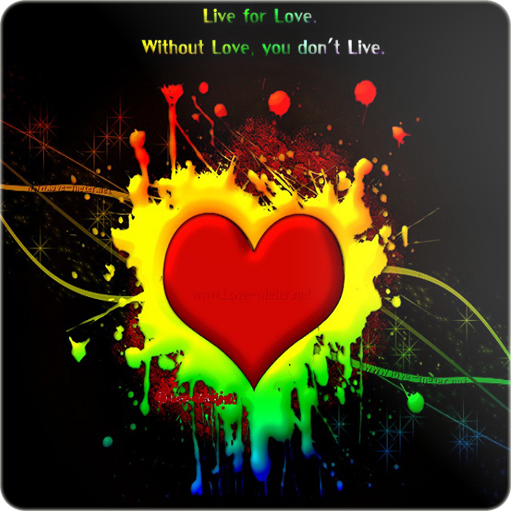 3d Love Wallpaper Amazones Appstore Para Android