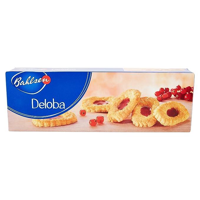 Bahlsen - 100g deloba hojaldre: Amazon.es: Alimentación y ...