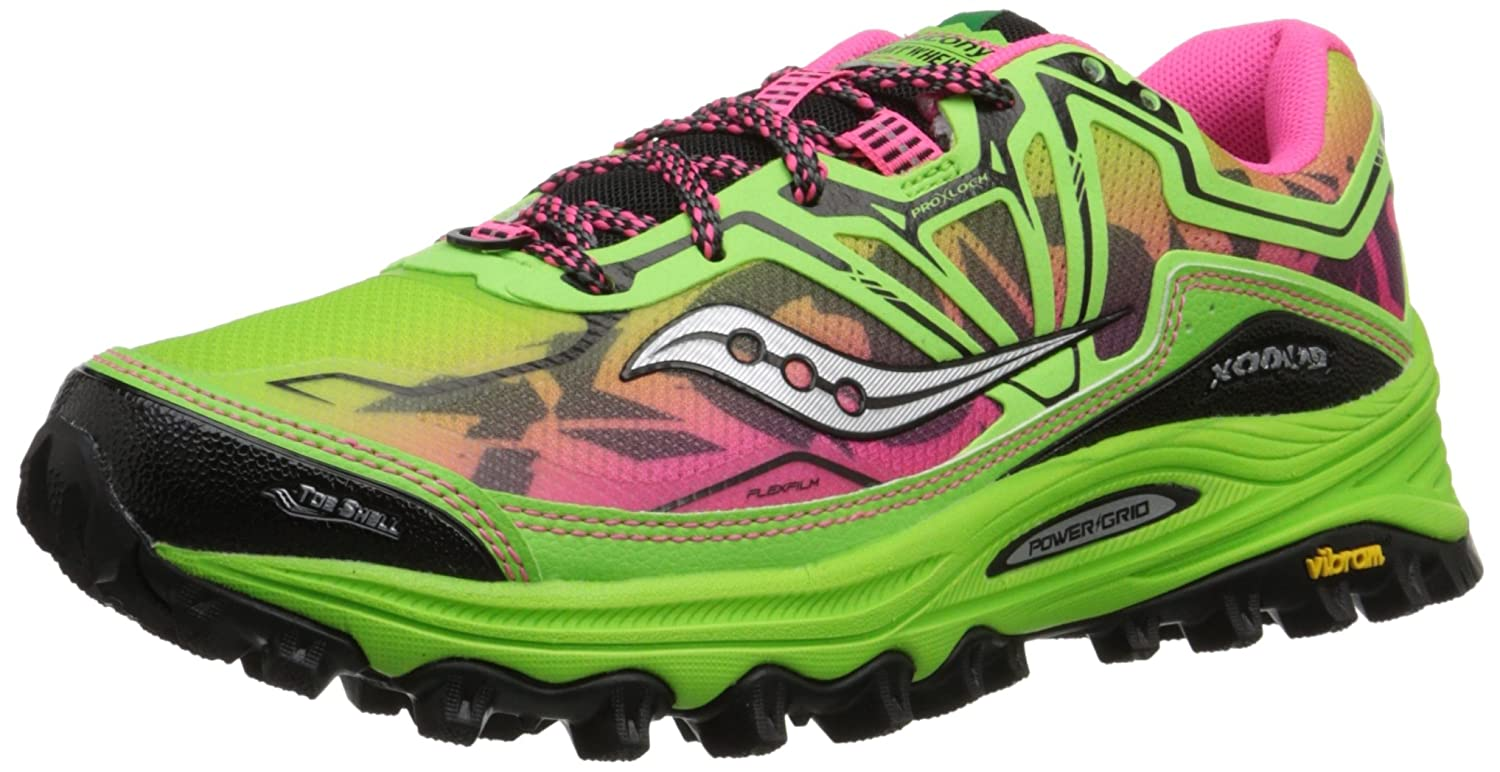 75e261195a87 Saucony Xodus 6.0 Women s Trail Running Shoes  Saucony  Amazon.co.uk  Shoes    Bags