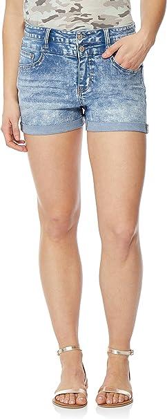 high waisted soft shorts
