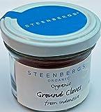 Organic Ground Cloves Powder Standard Jar 48g