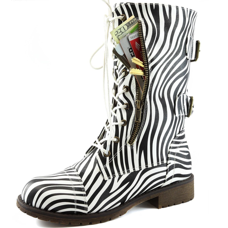 Boots Kitchen Appliances Voucher Amazoncom Dailyshoes Womens Military Combat Lace Up Mid Calf