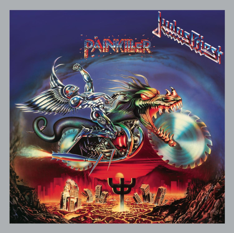 CD : Judas Priest - Painkiller (Bonus Tracks, Remastered)