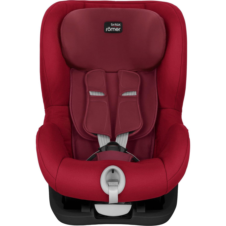 Car Seat Cosmos Black 9-18kg Britax R/ömer King II Black Series Group 1