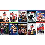 Big Bang Theory - Complete Collection, DVD (Series Seasons 1-10, 1,2,3,4,5,6,7,8,9,10) Region 1