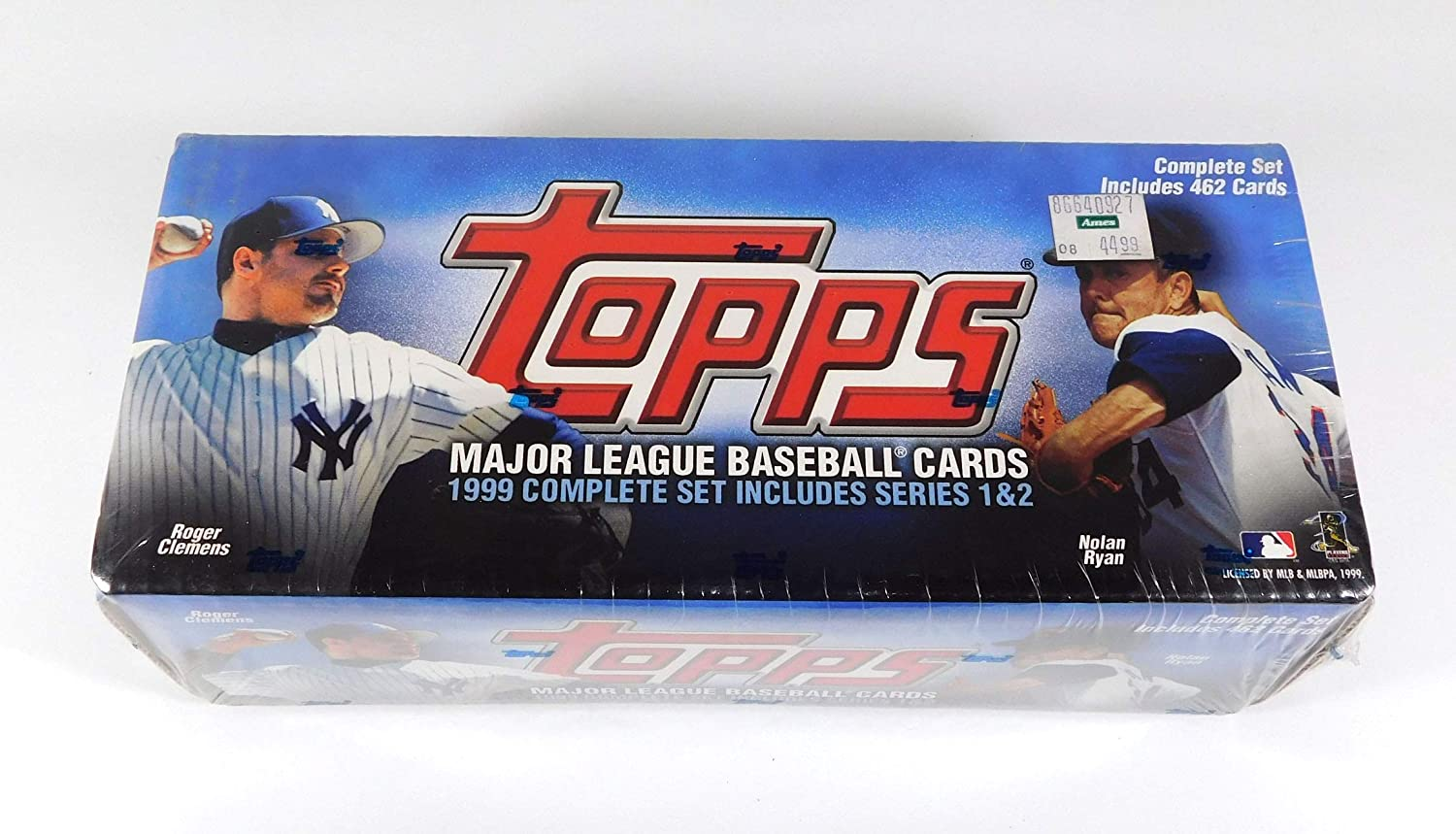462 1999 Topps Baseball Retail Series 1 /& 2 Factory Sealed Set