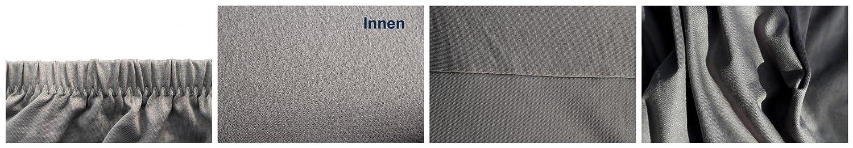 Car-e-Cover elegant formanpassend atmungsaktiv f/ür den Innenbereich Farbe Silbergrau Autoschutzdecke Perfect Stretch