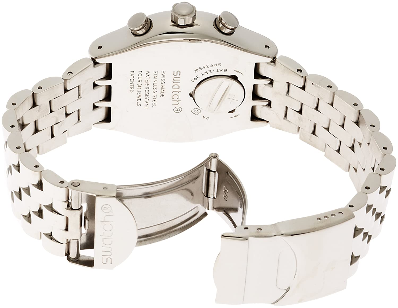 c5be054b90c0 SWATCH Reloj de Cuarzo Unisex Boxengasse  Amazon.es  Relojes