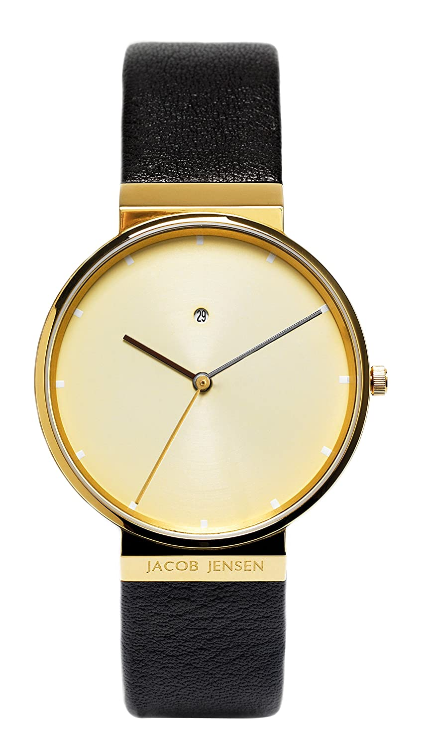 Jacob Jensen Herrenarmbanduhr New Dimension 845