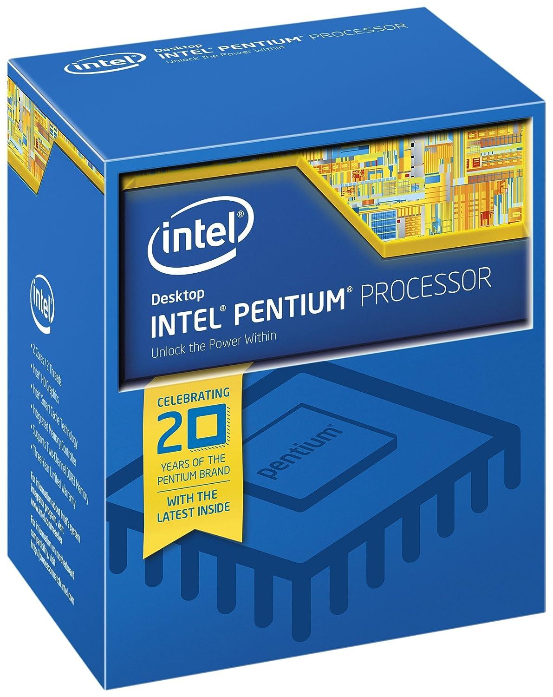 Intel Pentium G3258 (BX80646G3258) - Procesador (Socket H3, Dual Core, 3.2 GHz, 3 MB Cache), negro