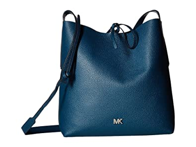 8da0f25edfb5 Amazon.com  MICHAEL Michael Kors Junie Large Messenger