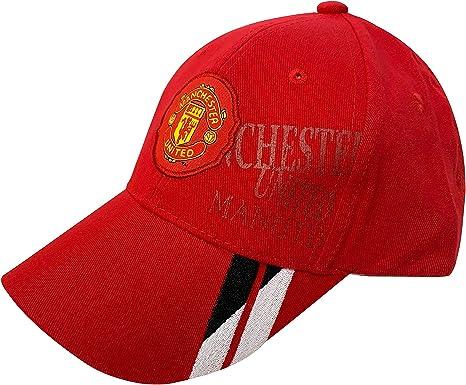 Details about  /New Era Kids Man United Childrens Sports Training Cap Baseball Hat