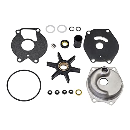 Quicksilver 99157T2 Upper Water Pump Repair Kit For Mercury BigFoot 4 Stroke Outboards