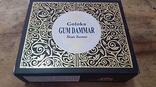 Resina Natural - Gum Dammar - Caja 50 Gramos - …: Amazon.es: Hogar