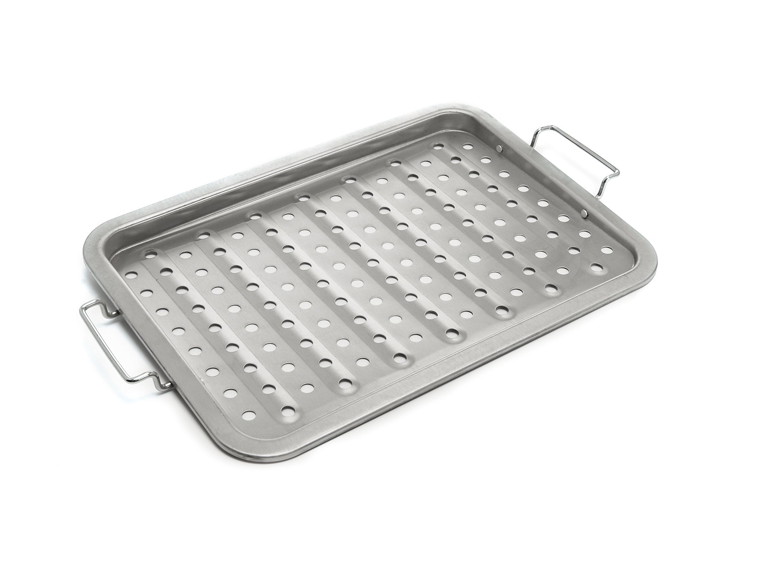 GrillPro 97125 Stainless Steel Grill Topper by GrillPro (Image #1)
