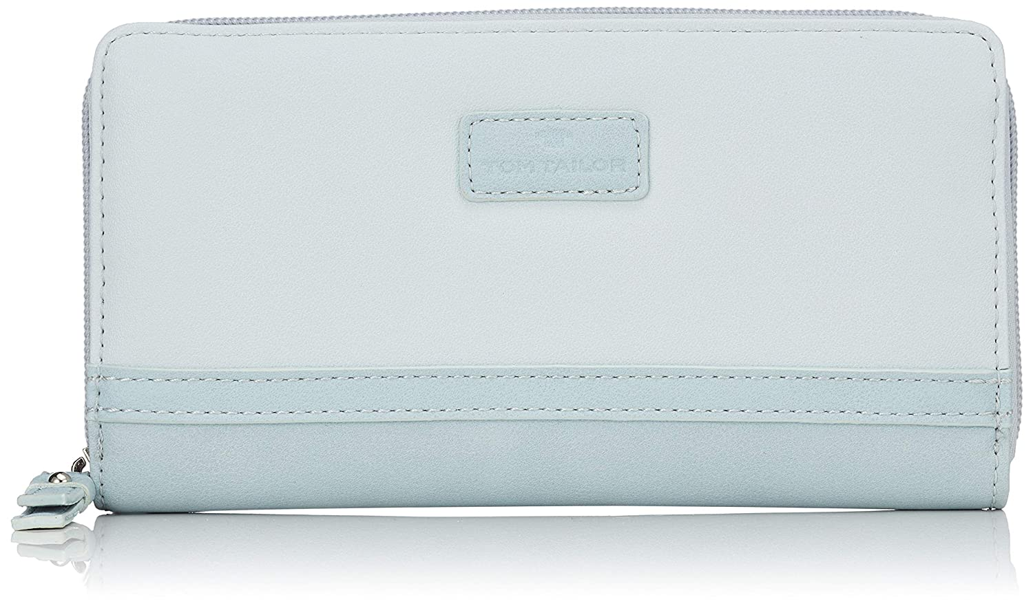 TOM TAILOR Portemonnaie Damen, Elin Flash, 20x10.5x2.5 cm, Geldbeutel Damen