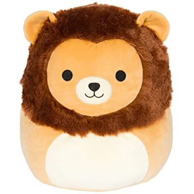 Squishmallow 12 Inch Brown Lion Stuffed Plush Toy: Toys & Games [5Bkhe0507303]