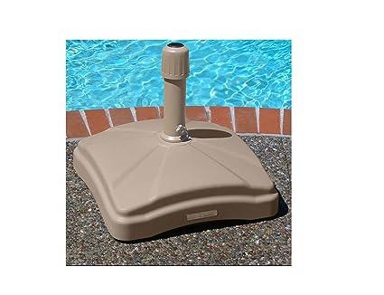 Amazon Com Shademobile Rolling Umbrella Base Polyethylene Will