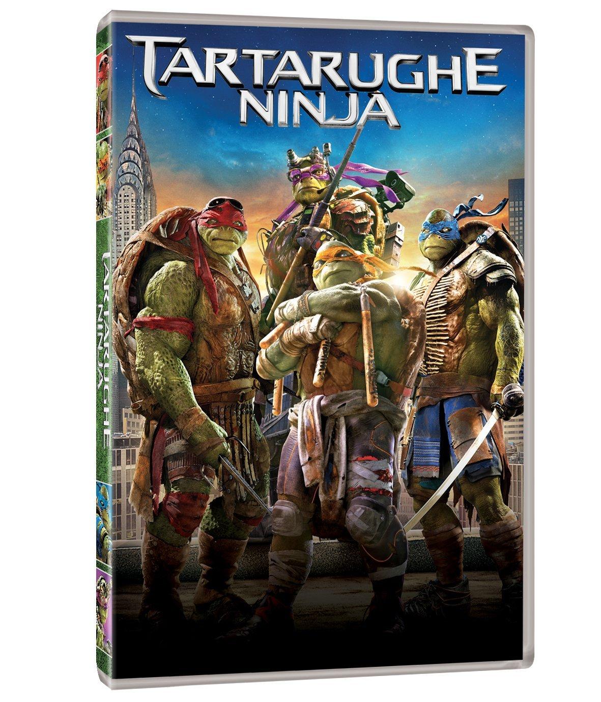 Tartarughe Ninja [Italia] [DVD]: Amazon.es: Will Arnett ...