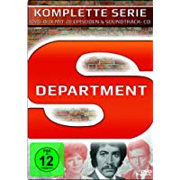 Department S - Die Komlette Serie - DVD Box