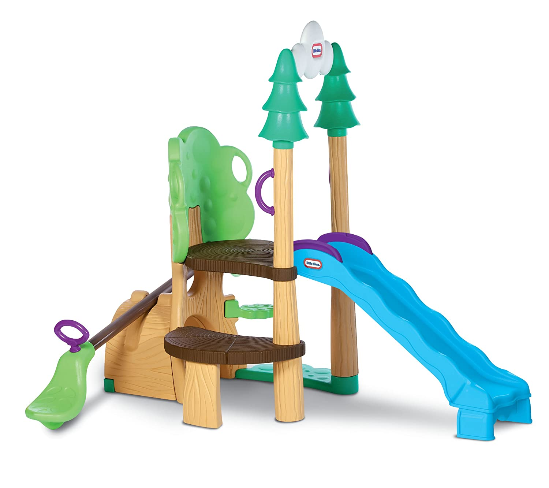 Little Tikes 1 2 3 Climber See Saw & Slide Amazon Toys