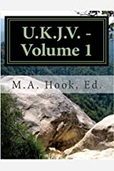 U.K.J.V. - Volume 1: The Temple Scrolls (The Updated King James version of the Bible) Kindle Edition