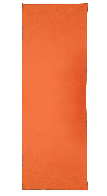 fleuresse 3450 Asciugamano in Microfibra Microfibra Arancione 40 x 80