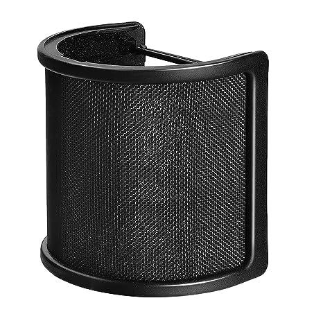 Amazon.com: Protector de micrófono, PEMOtech malla de ...