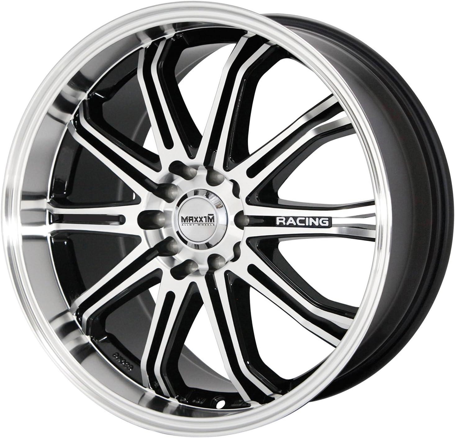 """Maxxim Ferris Black Wheel (15x6.5""""/5x114.3mm)"""