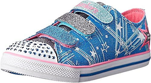| Skechers Girls' Twinkle Toes: Chit Chat