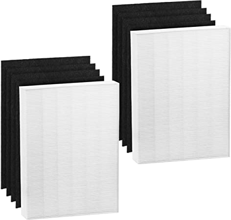 Altec Filters True HEPA - Filtros de Repuesto para purificador de ...