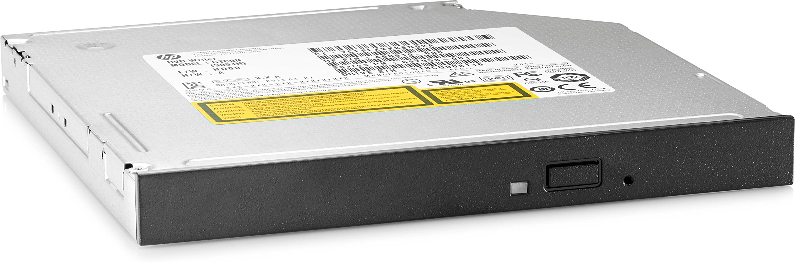 HP Office DVDRW (R DL) / DVD-RAM Drive - Plug-in Module Optical Drives N1M42AA