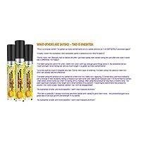 Uhuru Naturals Emu-Öl Wimpern/Augenbrauen Wachstum für schnelle Wimpern/Augenbrauen Wachstum Naturally