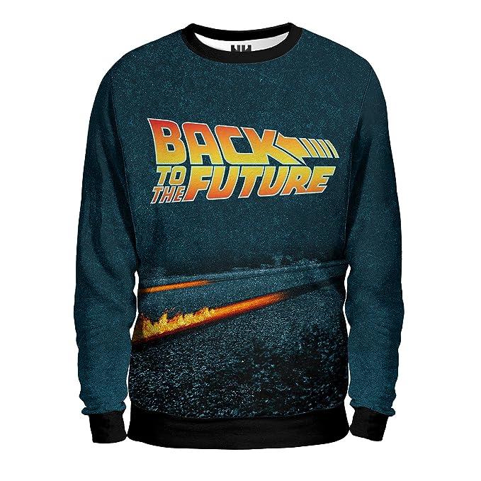 Noorhero Camiseta de Hombre - Back To The Future cBIcn7zpmB